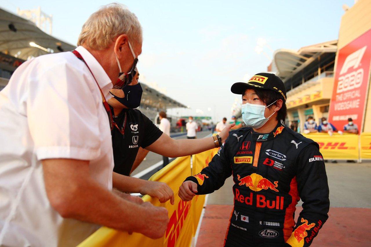 角田裕毅、F1スーパーライセンス取得が確定!マゼピンに10秒ペナルティ