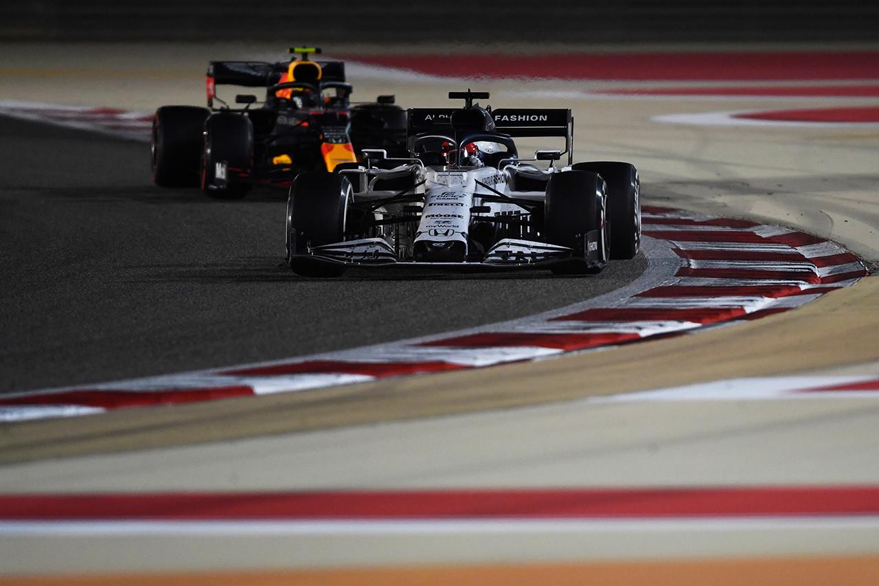 ホンダF1:2020年 F1サヒールGP 決勝レポート