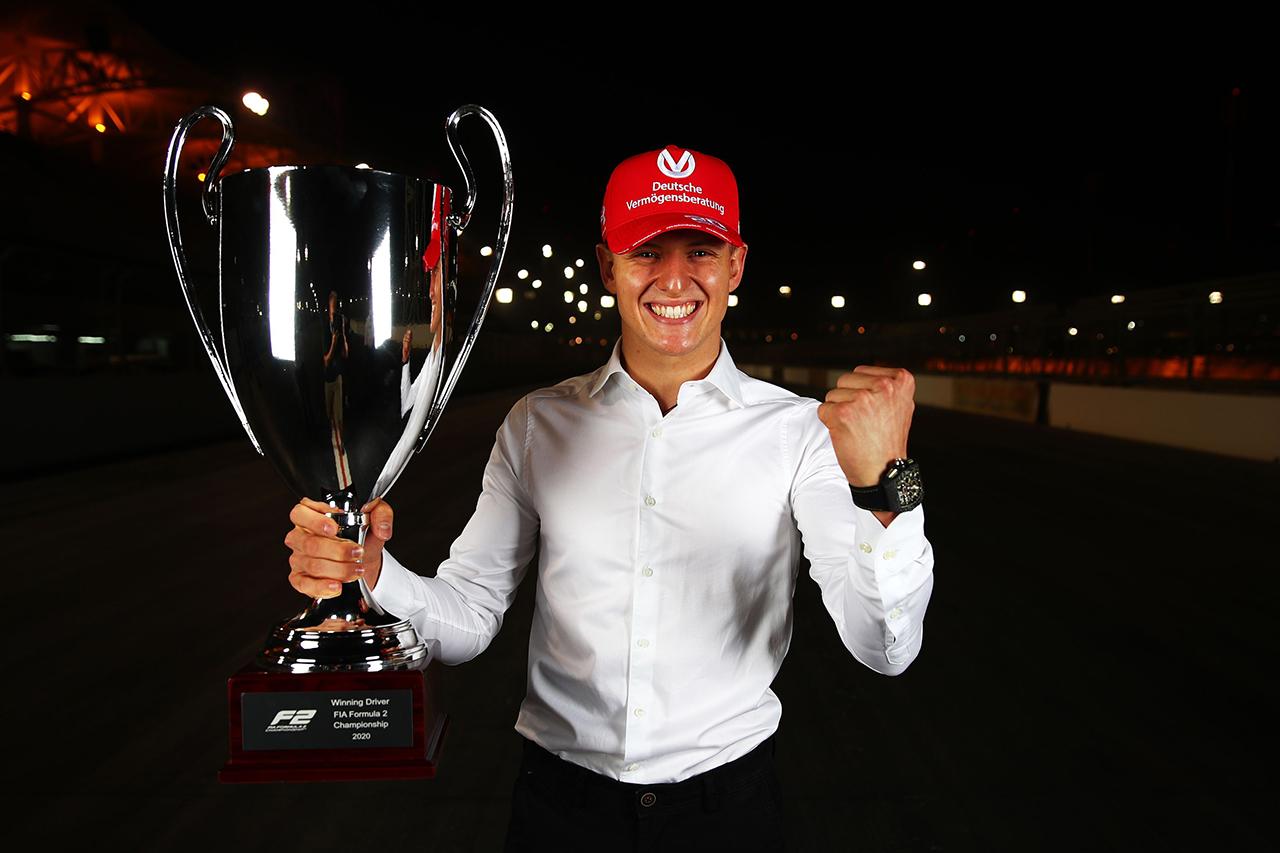 Photo of ミック・シューマッハ、F2チャンピオンにF1に「自分の力で行われたかった」[F1-Gate.com]