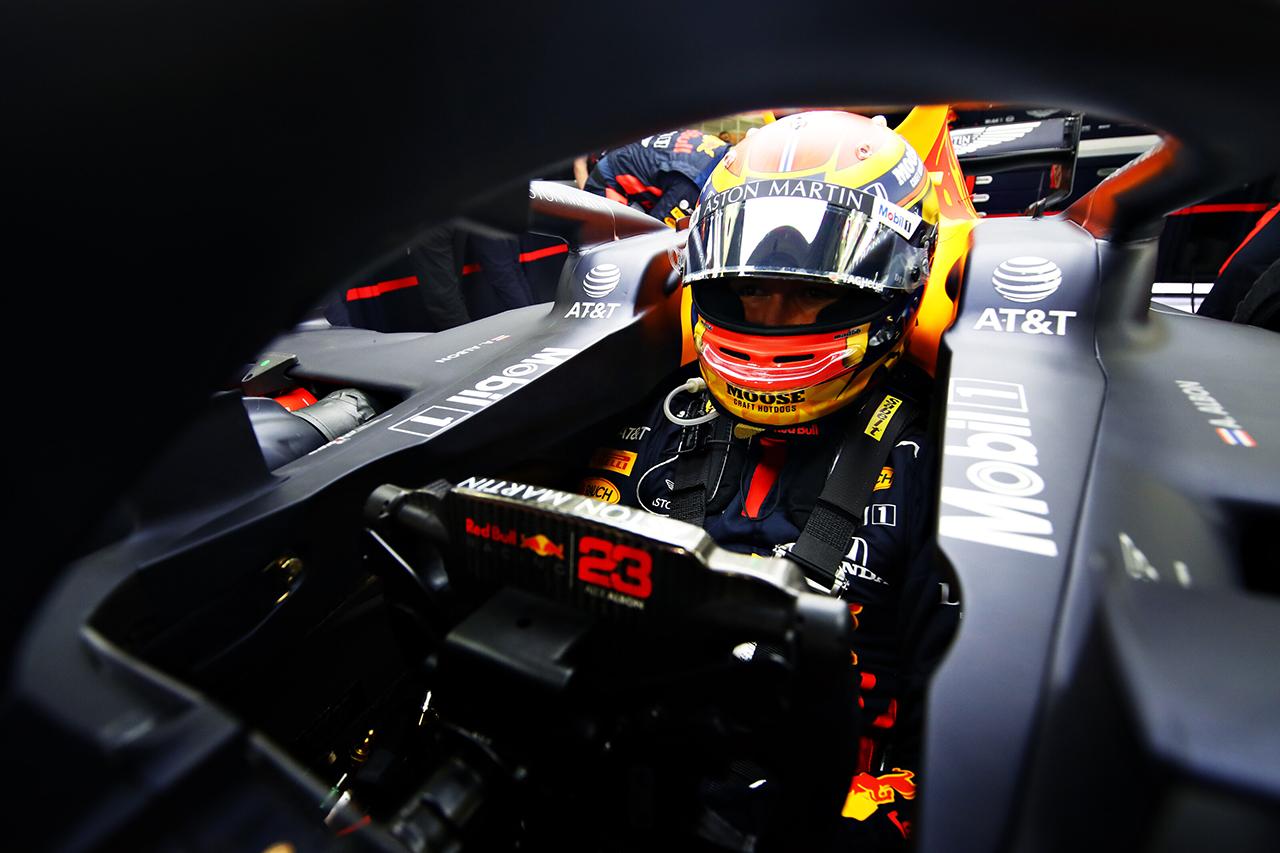 アレクサンダー・アルボン、最後のアピール「全力を尽くすのみ」 / レッドブル・ホンダ F1アブダビGP プレビュー