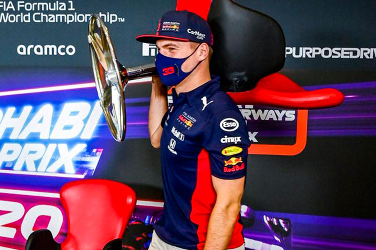 フェルスタッペン 「ラッセルにとってF1サヒールGPは笑い話になる」 / レッドブル・ホンダ F1アブダビGP 木曜記者件(2)