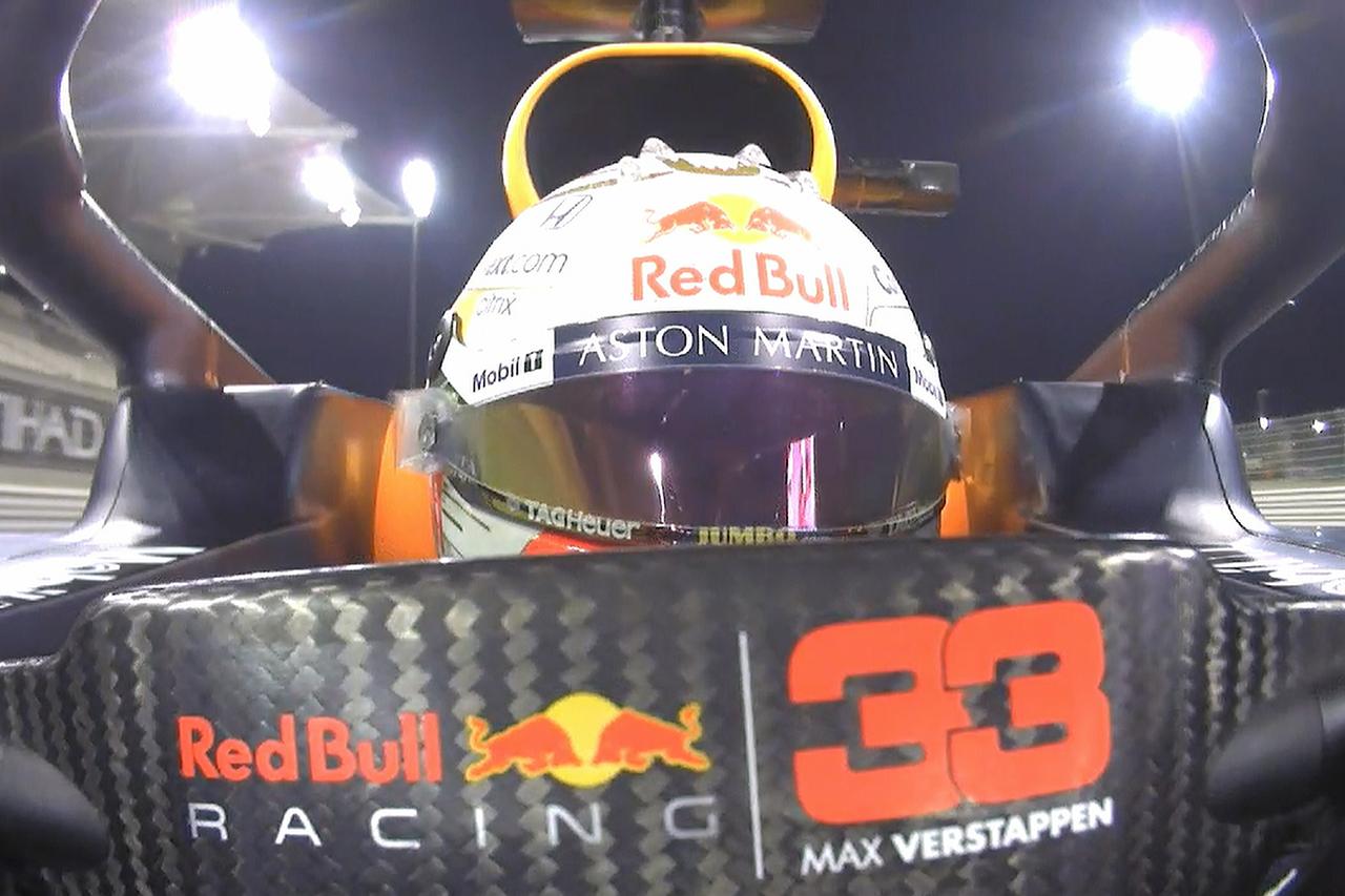 【動画】 2020年 F1アブダビGP 予選 ハイライト…, フェルスタッペン&ホンダF1が今季初ポール!