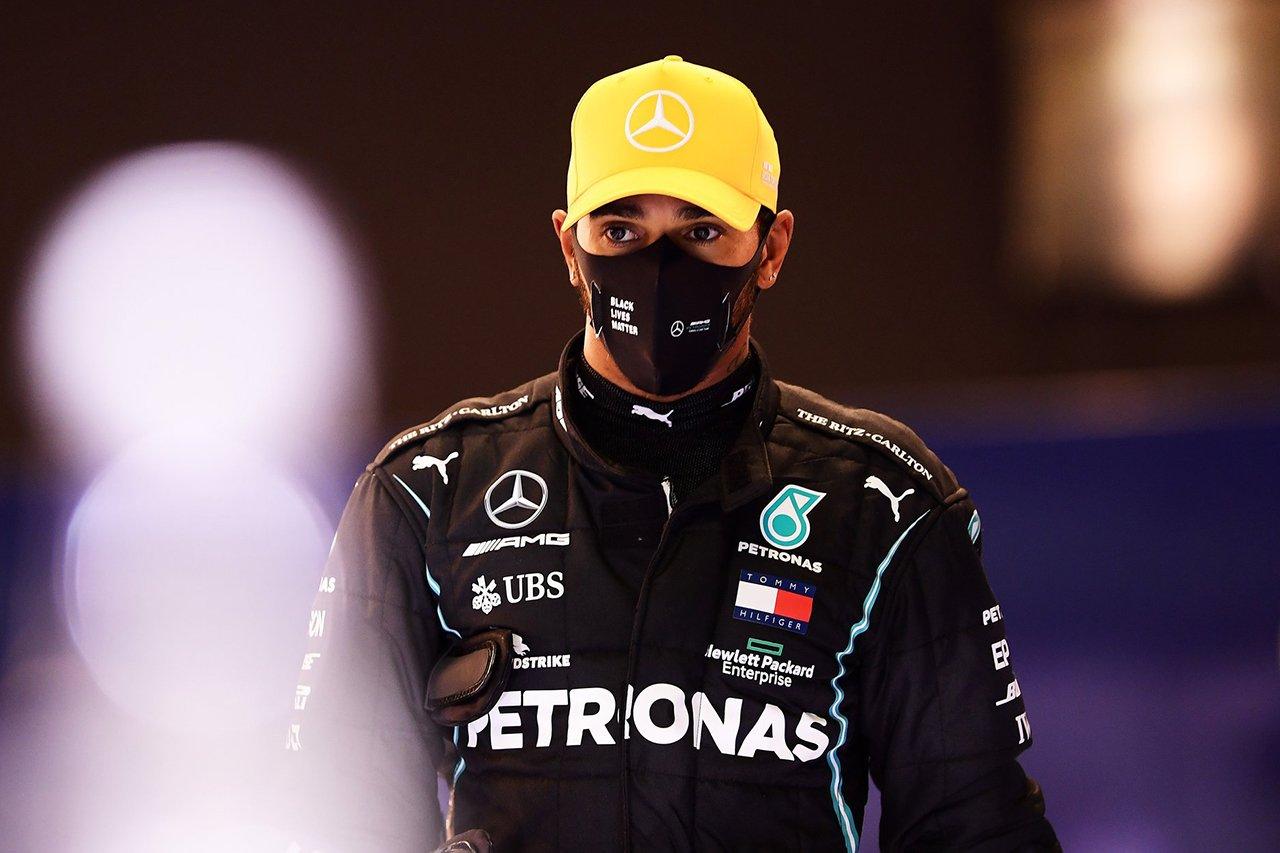 ルイス・ハミルトン、新型コロナの影響隠せず「まだ肺に違和感がある」 / メルセデス F1アブダビGP 予選