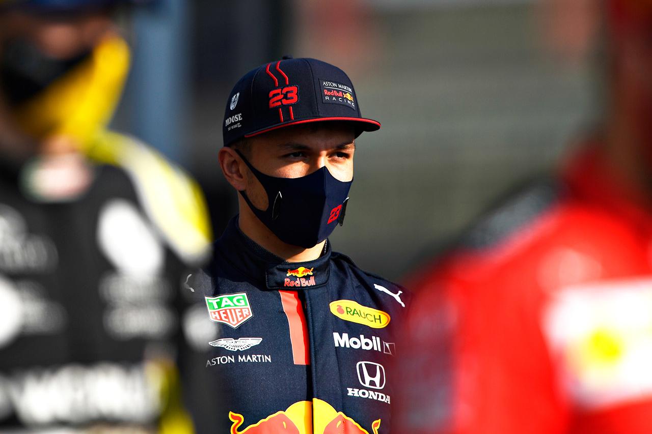 アレクサンダー・アルボン 「外野の声を遮断して強さを証明できた」 / レッドブル・ホンダ F1アブダビGP 決勝