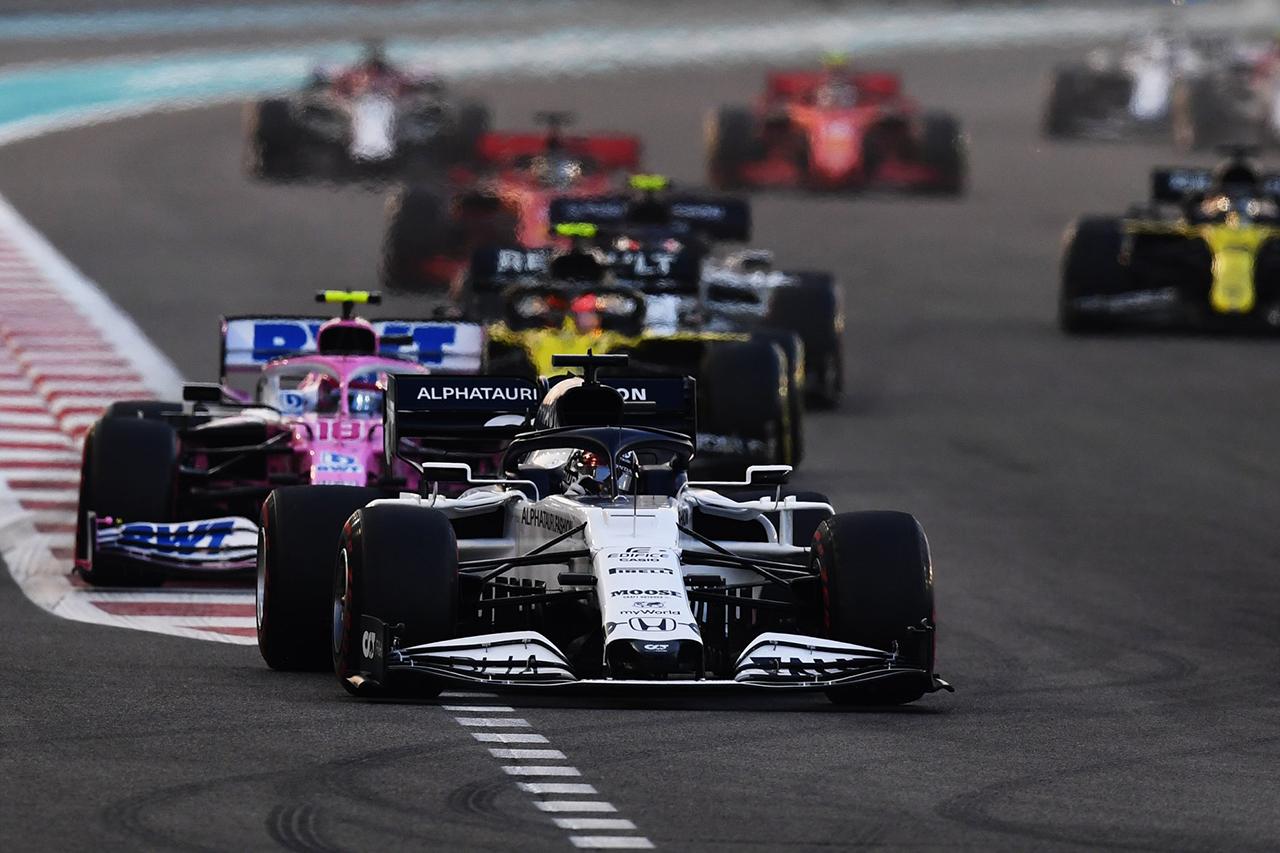 F1アブダビGP 決勝:ドライバーコメント(11位~DNF)