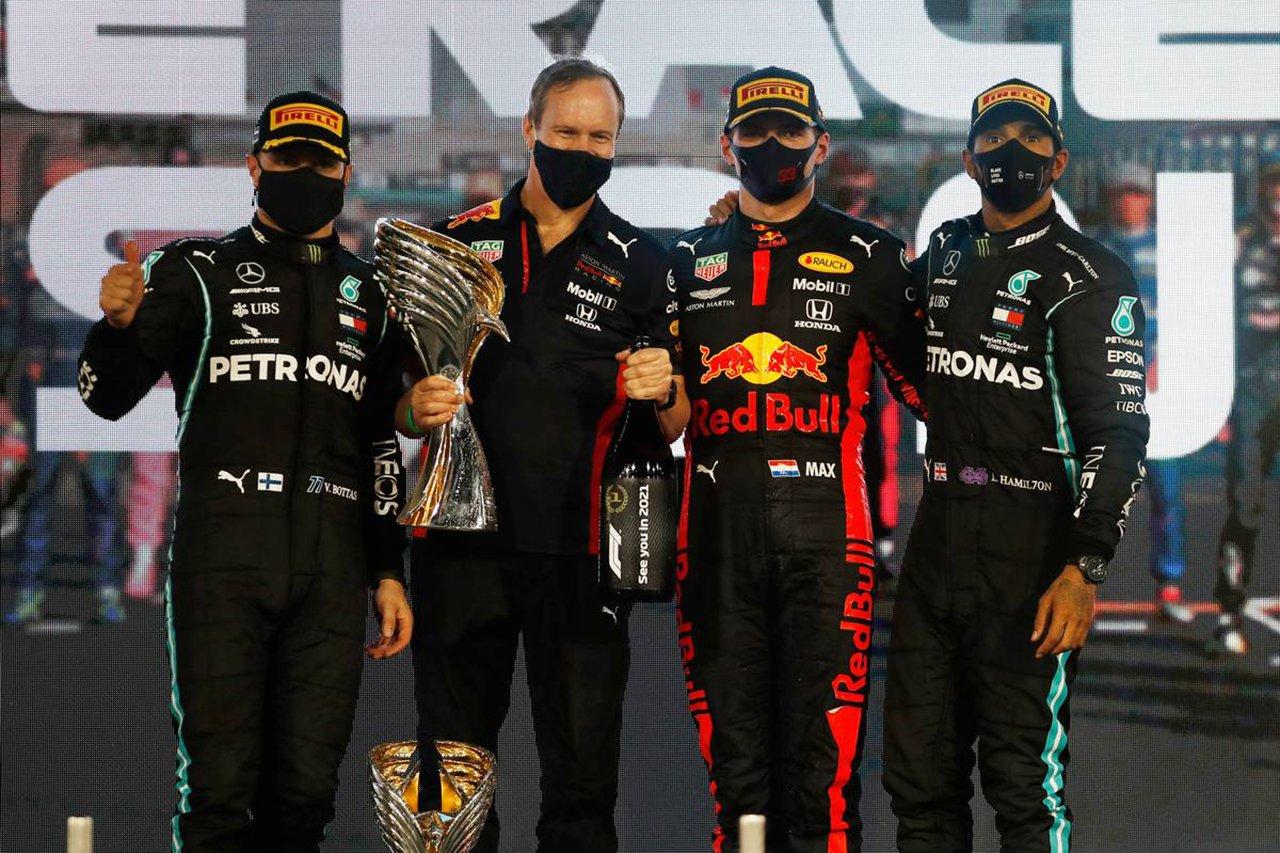 F1アブダビGP 決勝:トップ10 ドライバーコメント