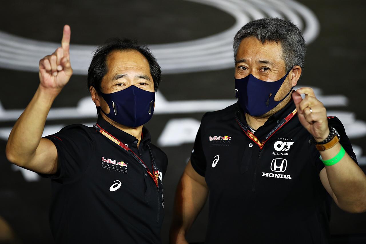 ホンダF1 田辺豊治TD 総括 「今年は王者メルセデスに敵わなかった」 / 2020年のF1世界選手権 F1アブダビGP レース後記者会見
