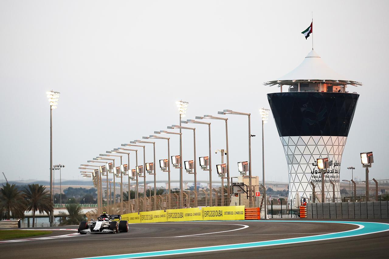 Photo of 2020年F1アブダビテスト:参加ドライバーとスケジュール[F1-Gate.com]