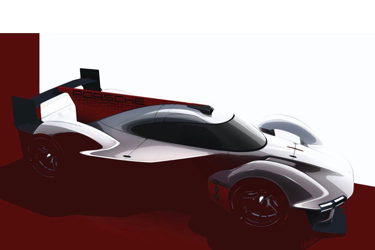 ポルシェ、2023年にハイパーカーでWEC復帰「耐久レースはDNAの一部」