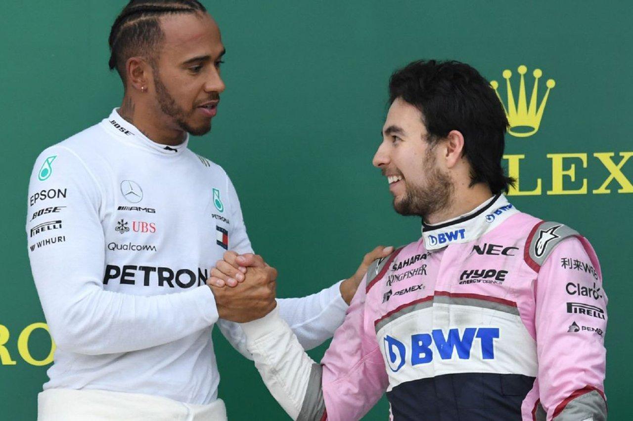 ルイス・ハミルトン 「ペレスの加入はレッドブル・ホンダF1を強くする」