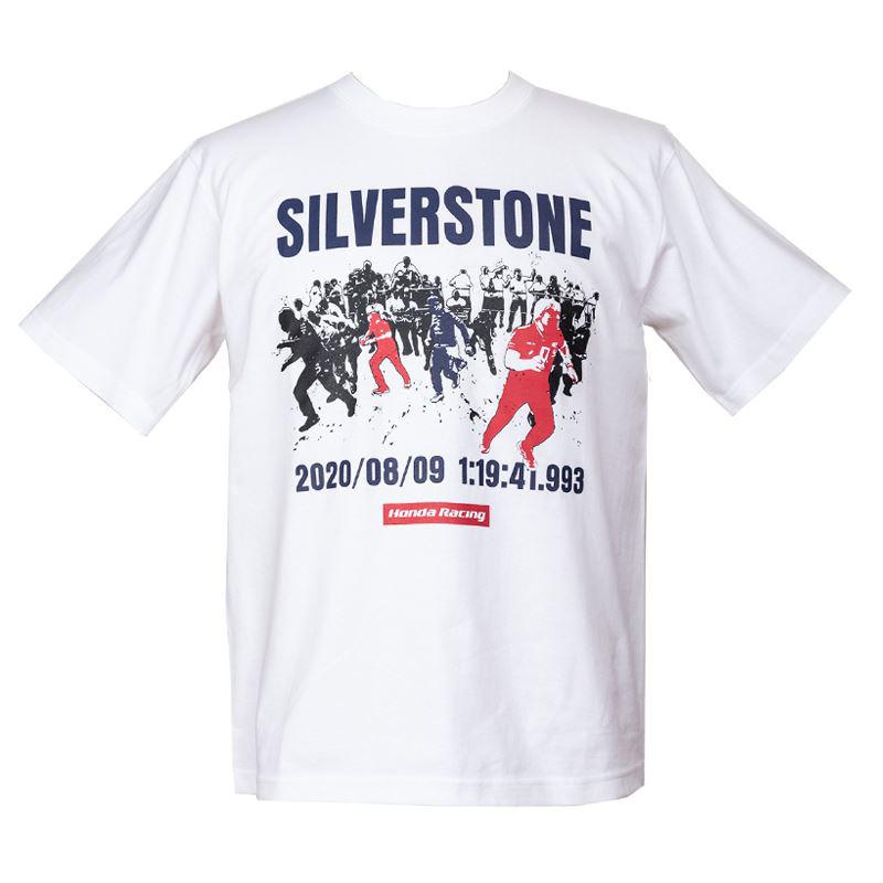 Honda Racing 2020 SILVERSTONE Tシャツ