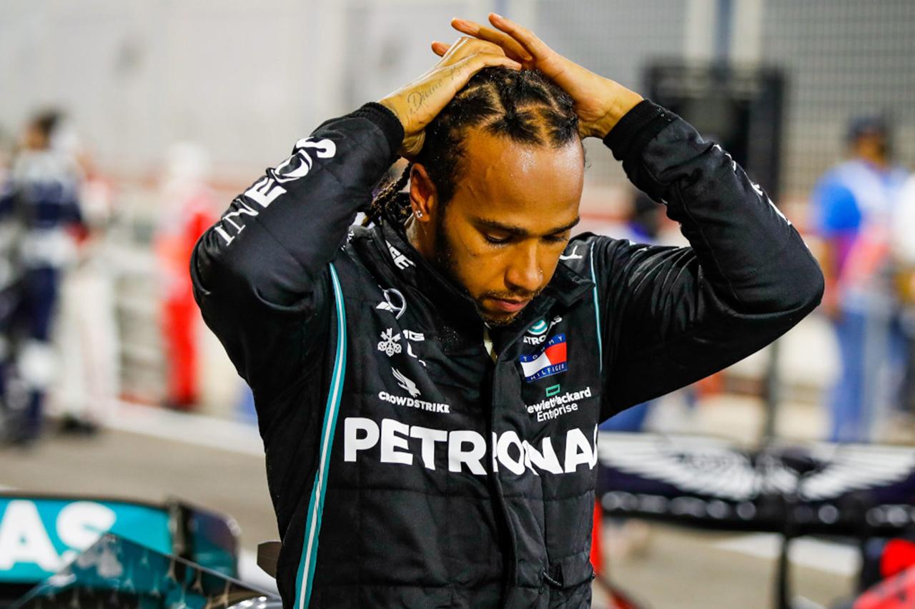 メルセデスF1、ルイス・ハミルトンとの契約更新は2021年まで延期?