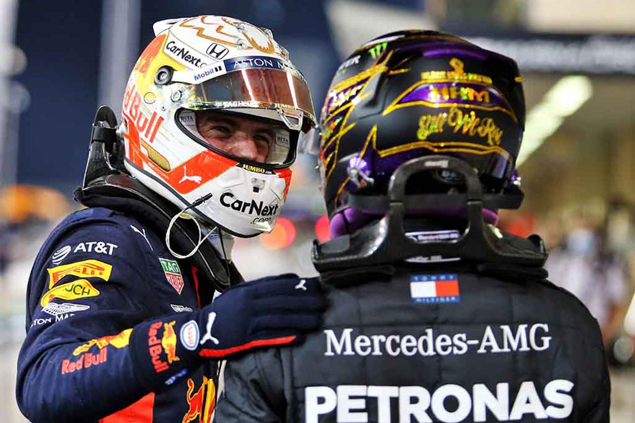 「フェルスタッペンはまだハミルトンのレベルには及ぼない」と元F1ドライバーのマーク・ウェバー
