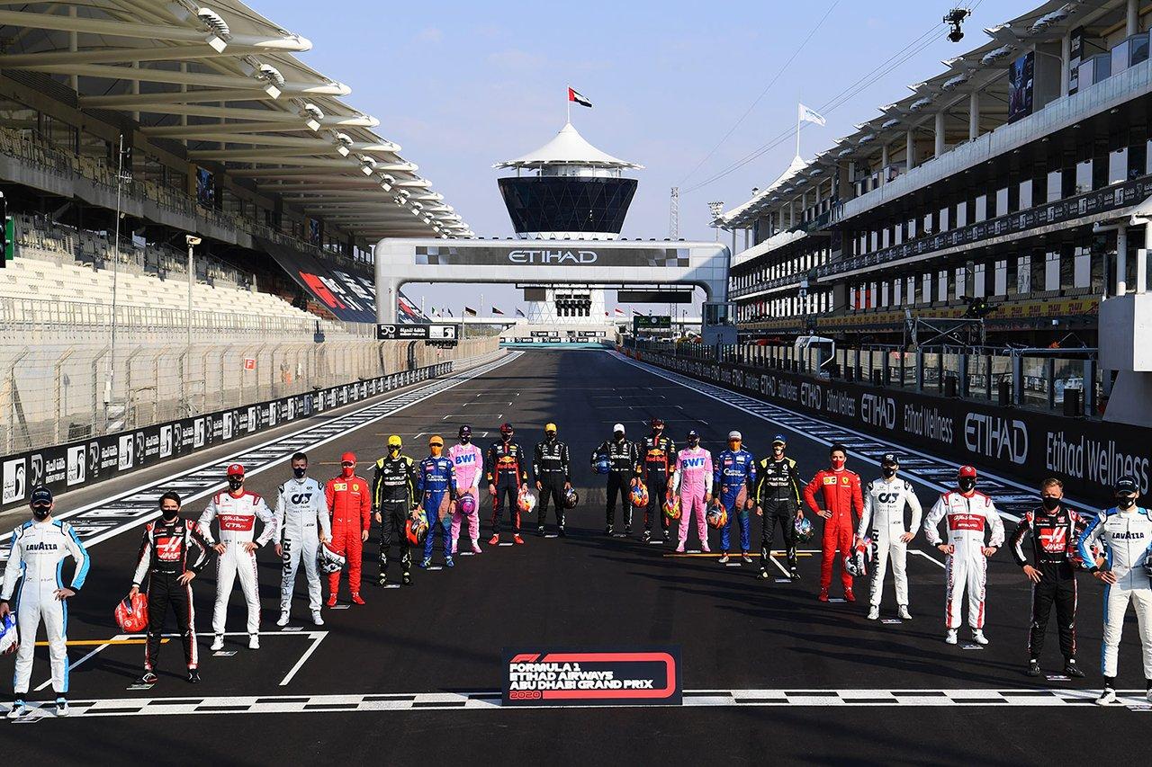 F1チーム代表が選ぶ2020年のベストドライバーはルイス・ハミルトン
