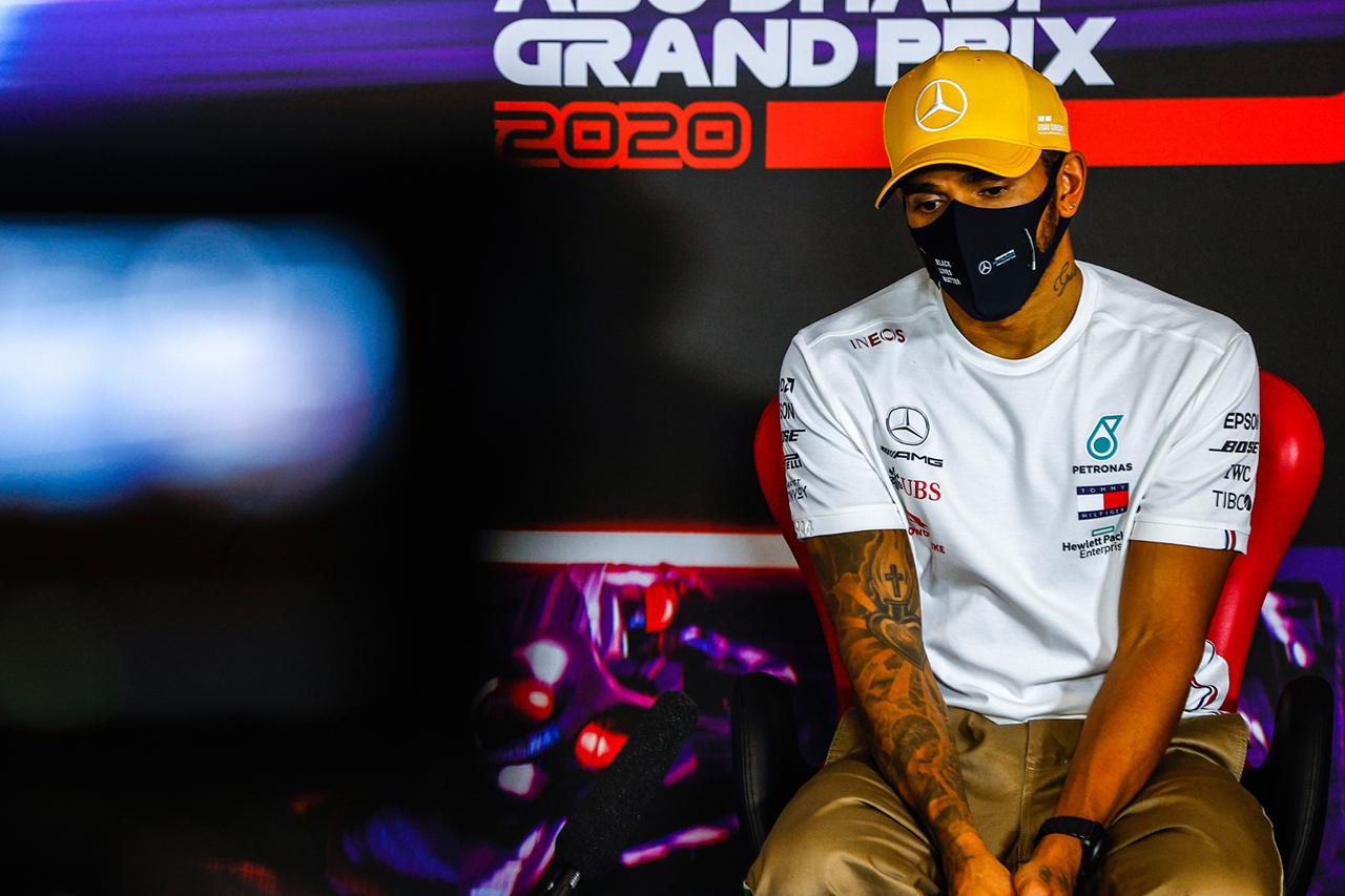 F1:ルイス・ハミルトン 「新型コロナウイルス感染で4キロ痩せた」