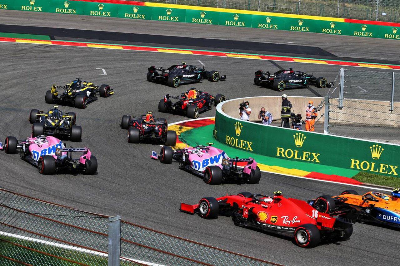 F1:Amazonとレースのライブストリーミング配信について交渉