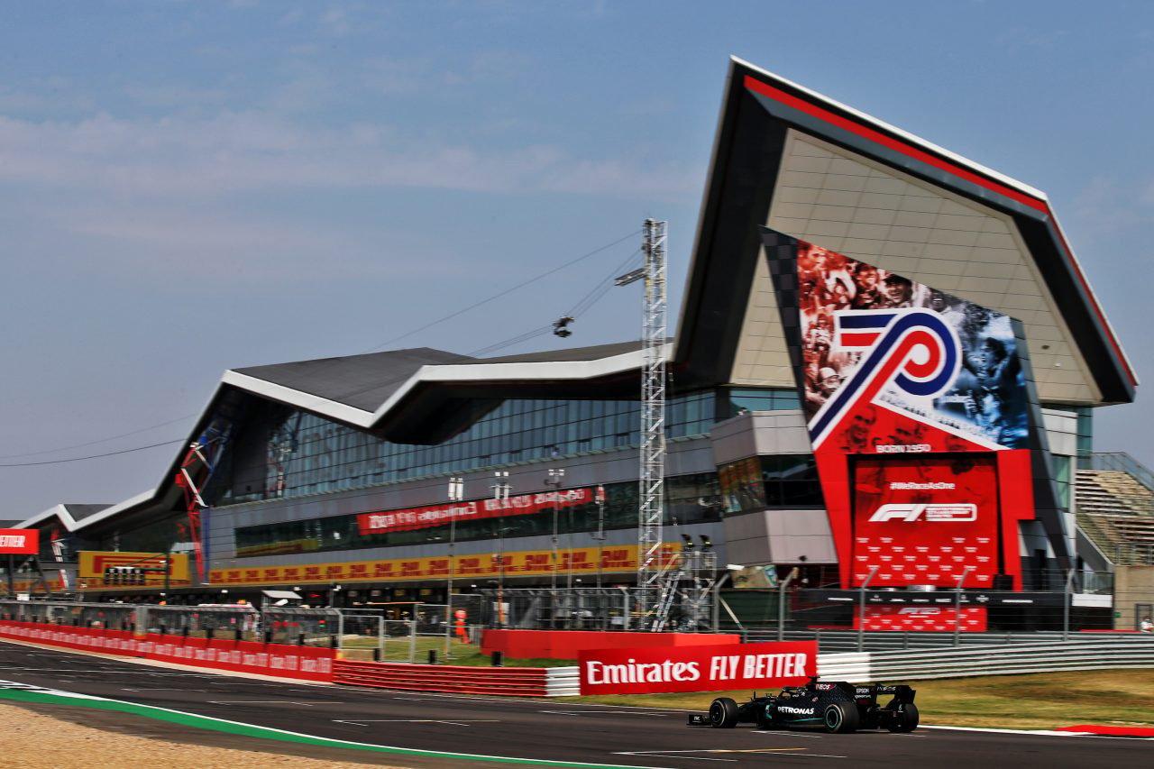 F1:シルバーストン・サーキットに『ハミルトン・ストレート』が誕生