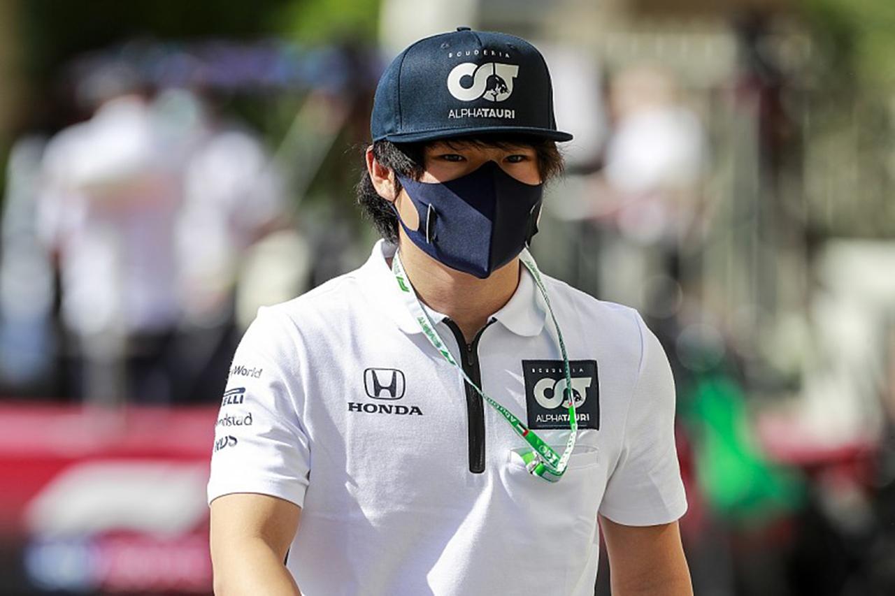 「角田裕毅はピエール・ガスリーと互角に戦える」とカーリン代表 / アルファタウリ・ホンダF1