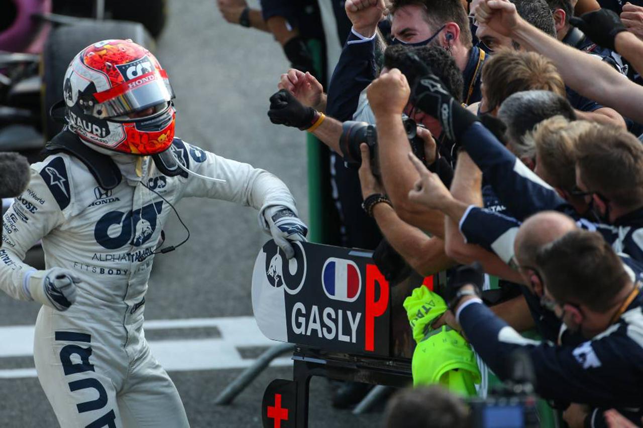 """Photo of ピエールオクラホマ「アルファ乗ったちホンダF1は調和のとれたチーム """"[F1-Gate.com]"""