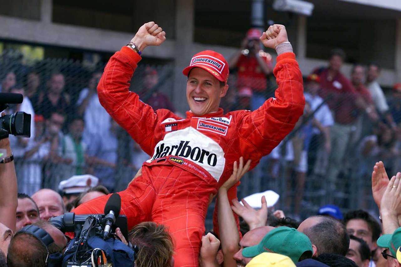 「ミハエル・シューマッハはフィードバックが優秀だったわけではない」とフェラーリF1チーム代表