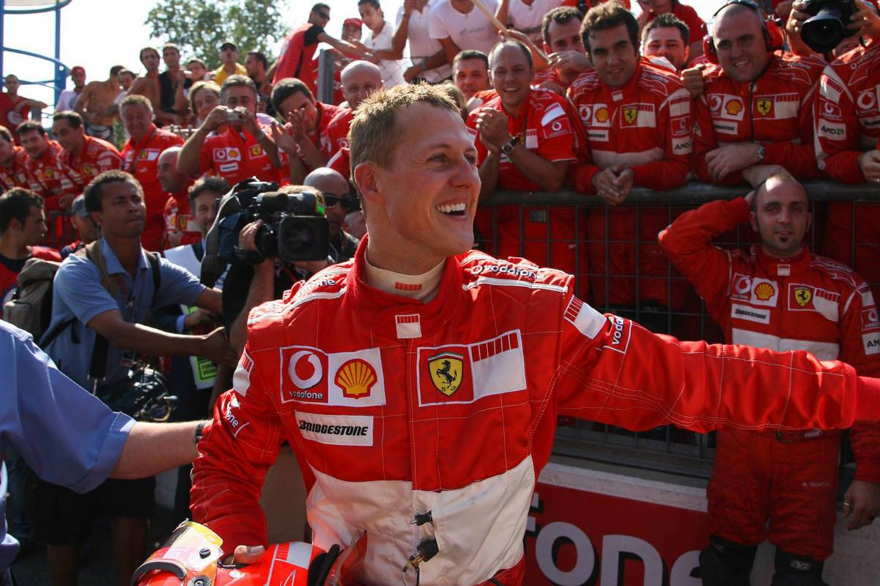 F1:ミハエル・シューマッハ、スキー事故から7年