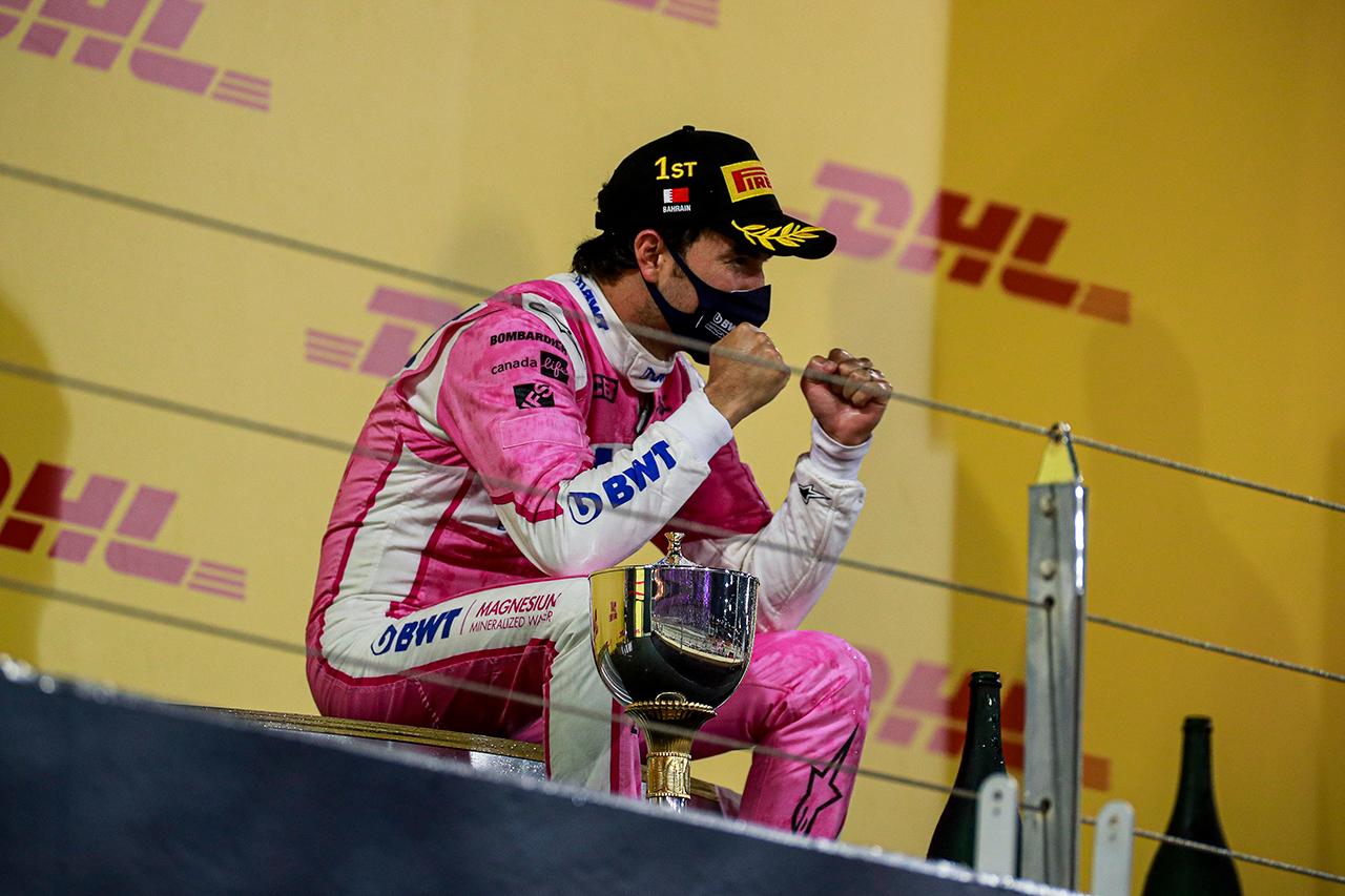 """レッドブルF1加入のセルジオ・ペレスが振り返る""""逆境""""の2020年F1シーズン"""