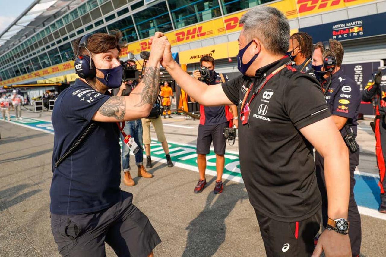 """Photo of ホンダF1正常 """"思っていた以上に、メルセデスの進歩が大きかった」[F1-Gate.com]"""