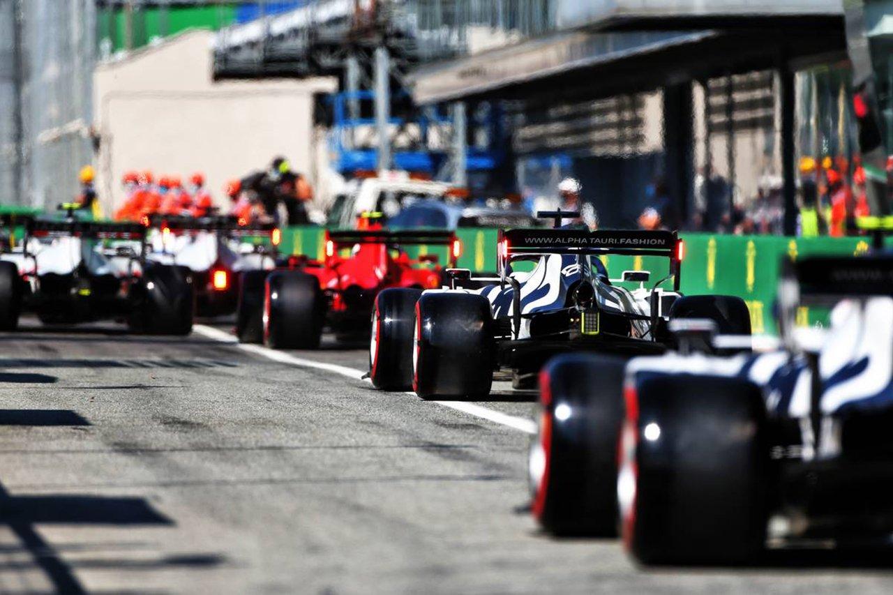 F1:2021年から金曜フリー走行を60分間に短縮