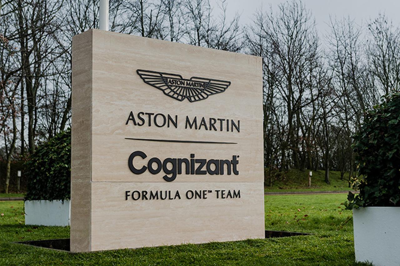 アストンマーティンF1オーナー 「目標はワールドチャンピオン獲得」
