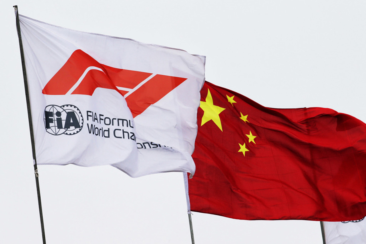 2021年のF1世界選手権:F1中国GP、シーズン後半への延期を要請…新型コロナウイルスが再流行