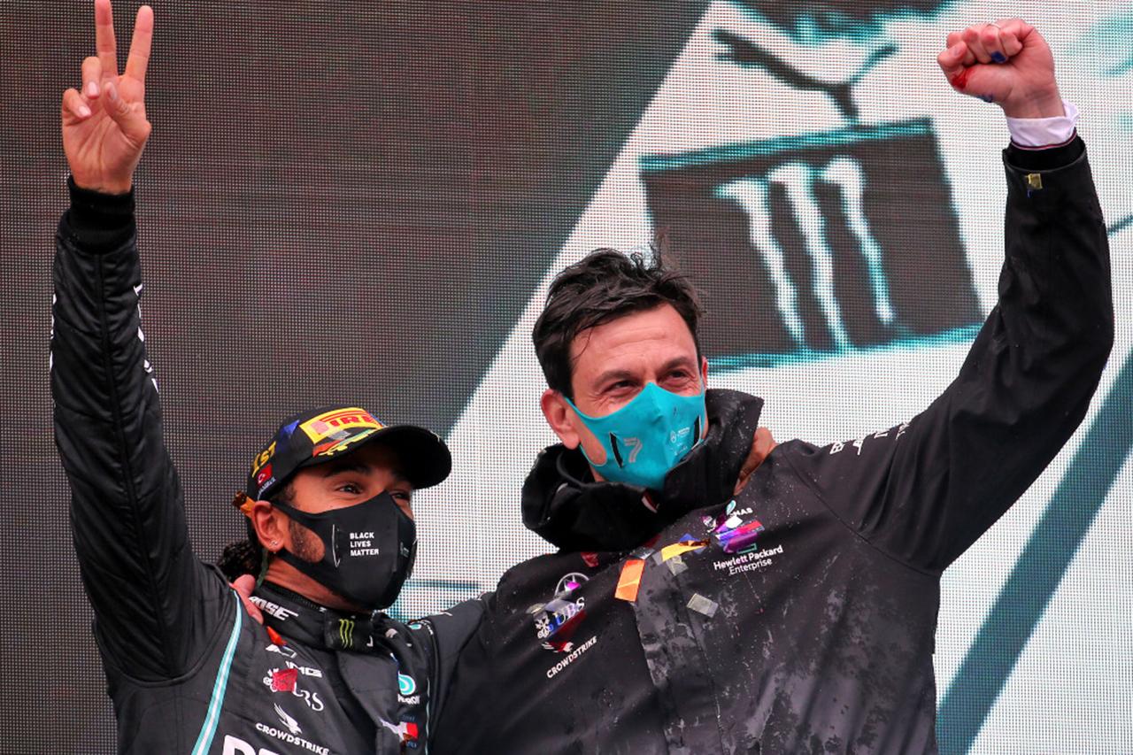 メルセデスF1代表 「ルイス・ハミルトンがF1引退を決断しても尊重する」