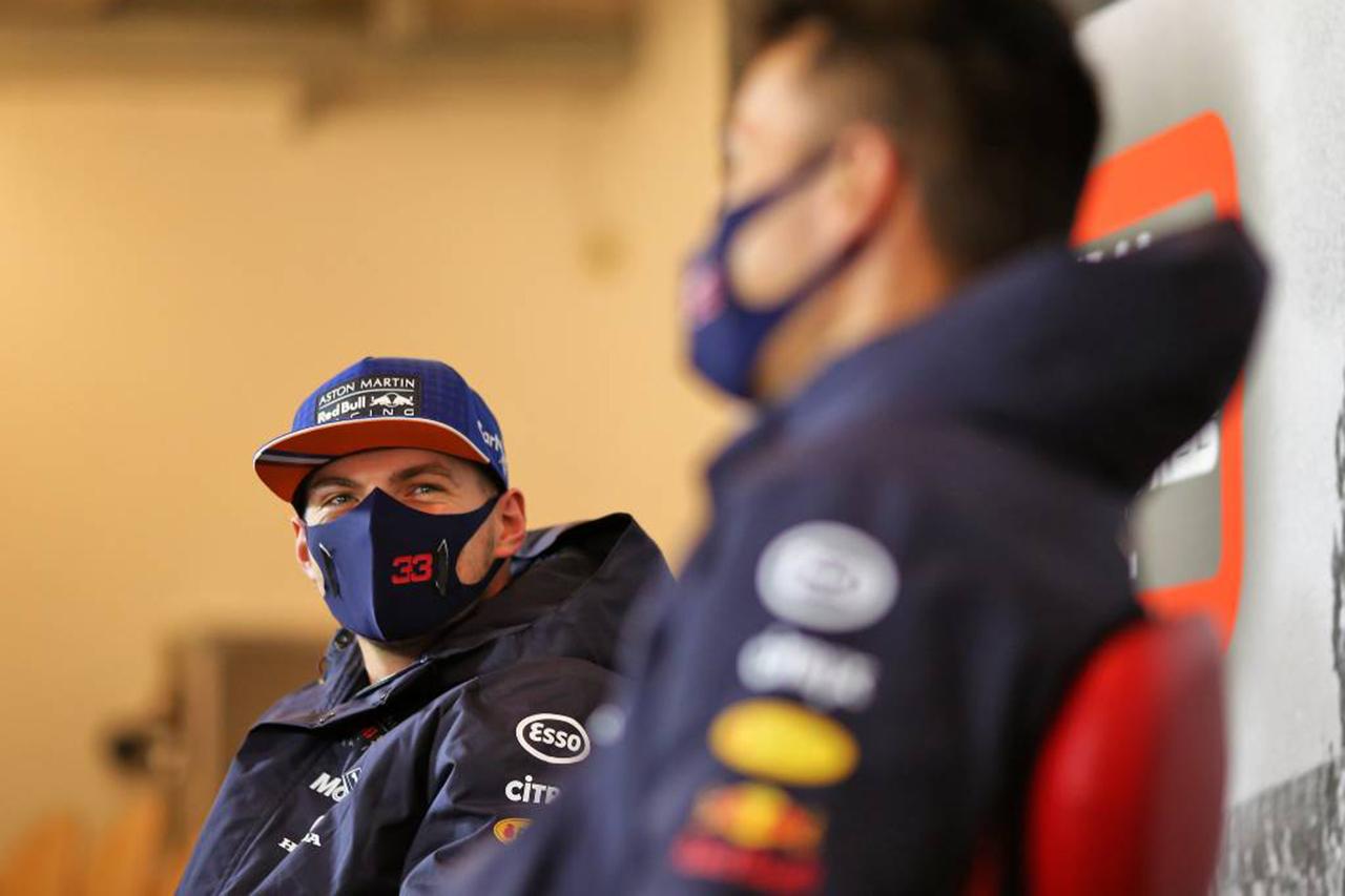 レッドブルF1のマックス・フェルスタッペン 「2021年のチームメイト選定について意見を伝えた」