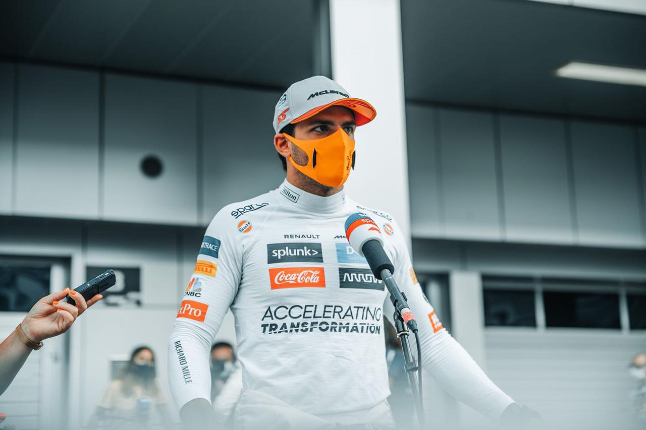 カルロス・サインツ父親 「息子はフェラーリF1でルクレールとうまくやれる」