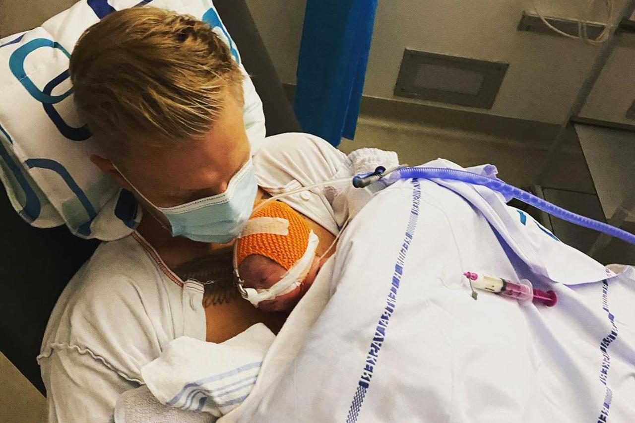 元F1ドライバーのケビン・マグヌッセン、第1子となる長女が誕生