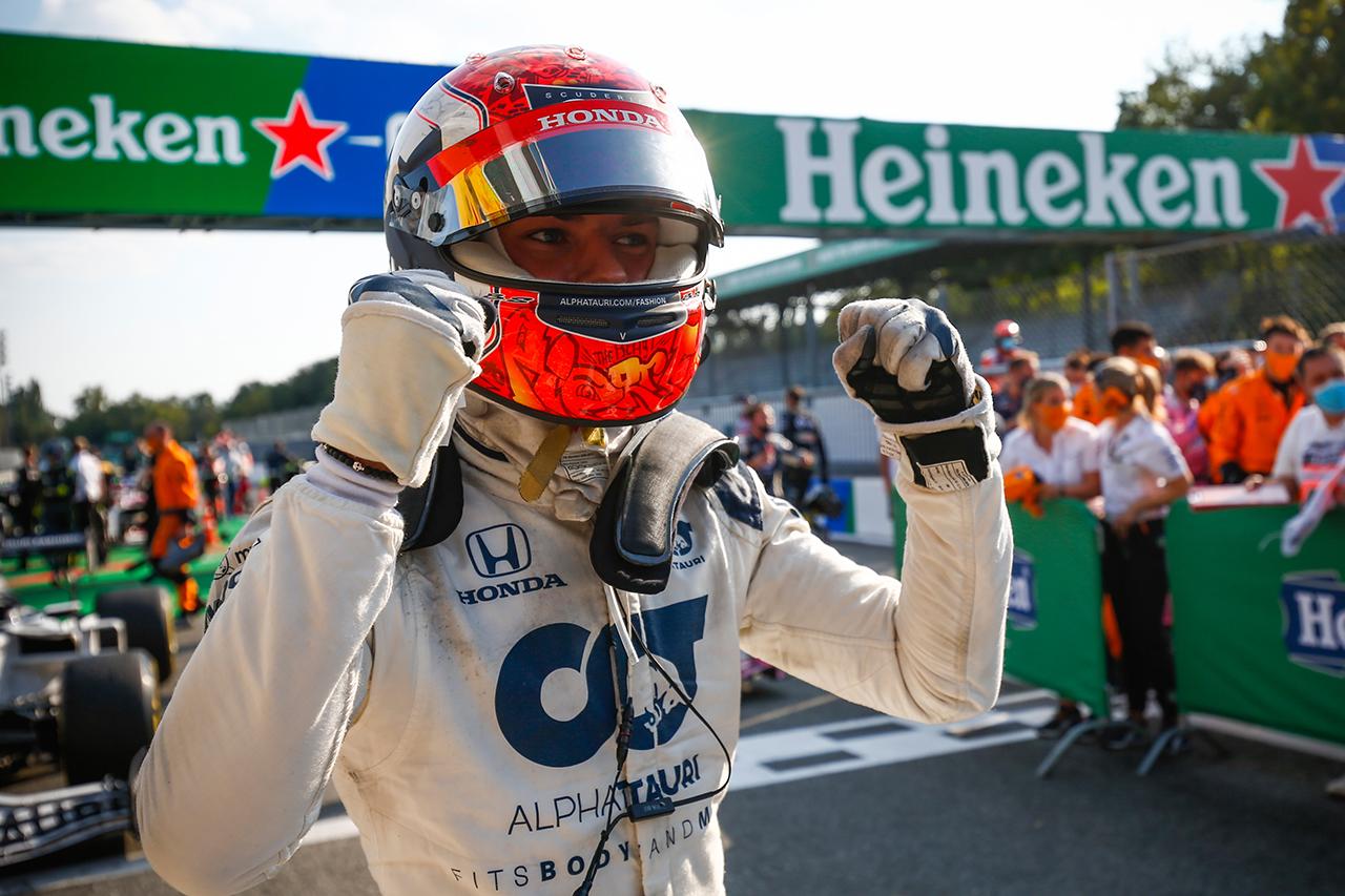 アルファタウリ・ホンダF1のピエール・ガスリー 「中団で順位を上げるための大きな一歩を期待」