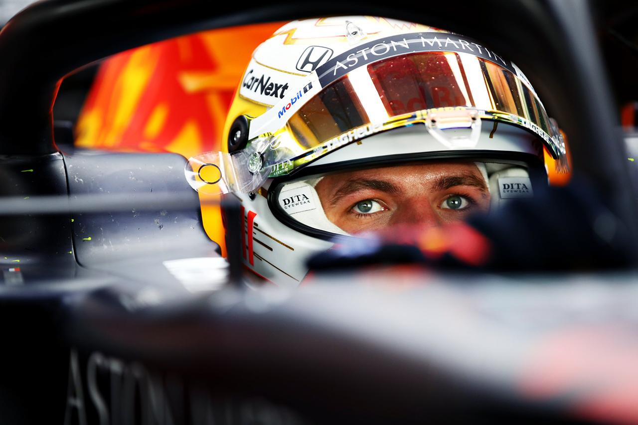 レッドブル・ホンダF1のマックス・フェルスタッペン 「失望しないように考え方を変えた」