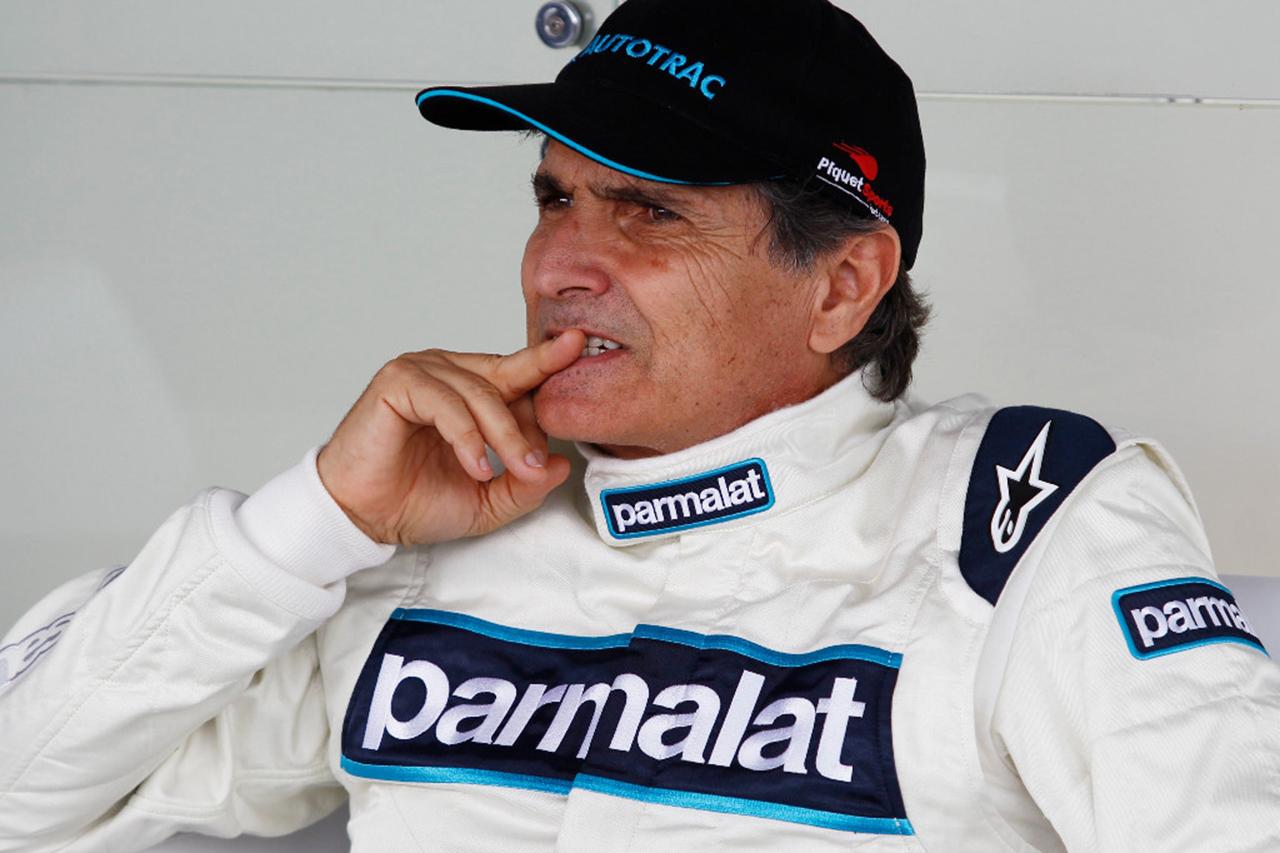 元F1王者のネルソン・ピケ、新型コロナウイルス感染で2日間の入院