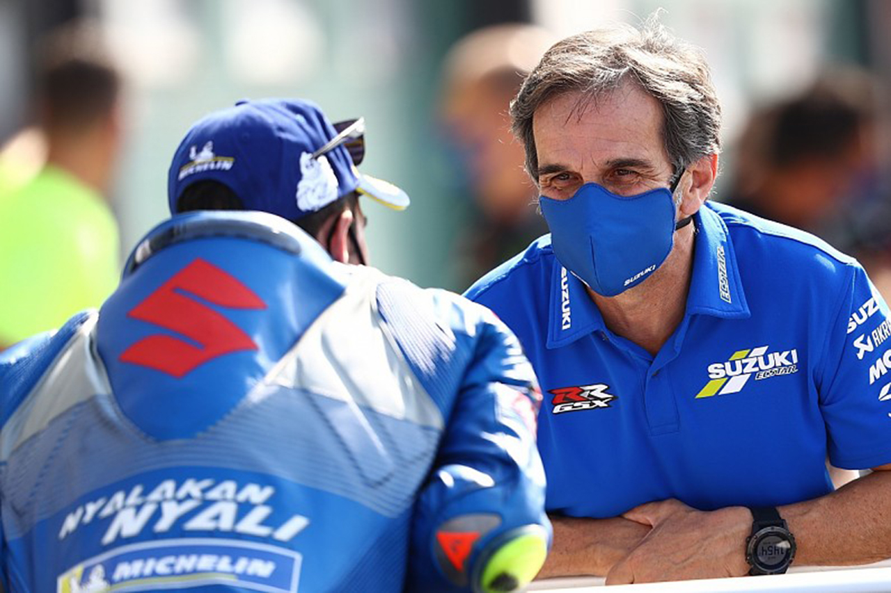 アルピーヌF1、元スズキMotoGPのダビデ・ブリビオの加入を発表…レーシングディレクターに就任
