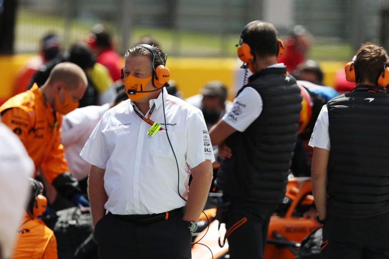 マクラーレンF1、他チームとは異なるドライバー育成哲学にシフト