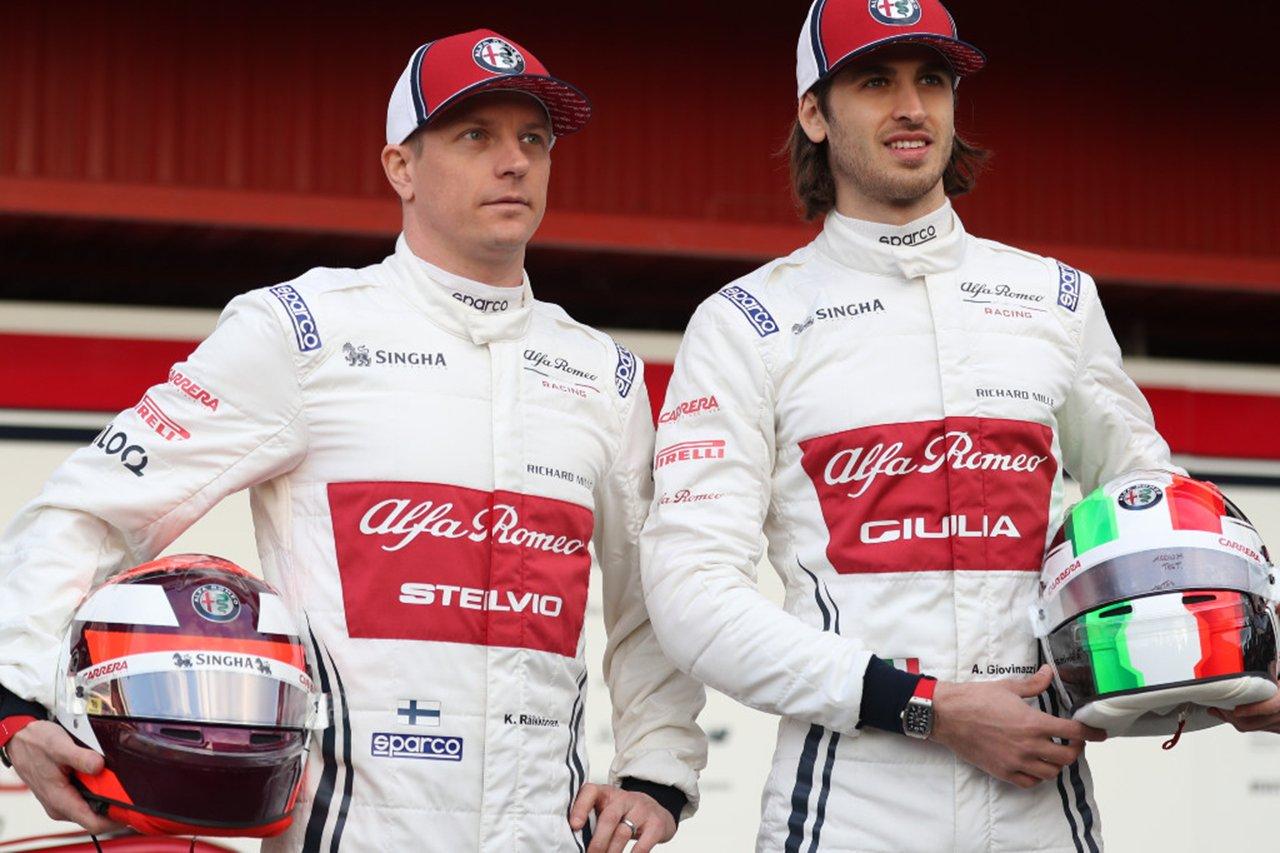 アルファロメオF1、2021年F1マシンを2月22日にワルシャワで披露