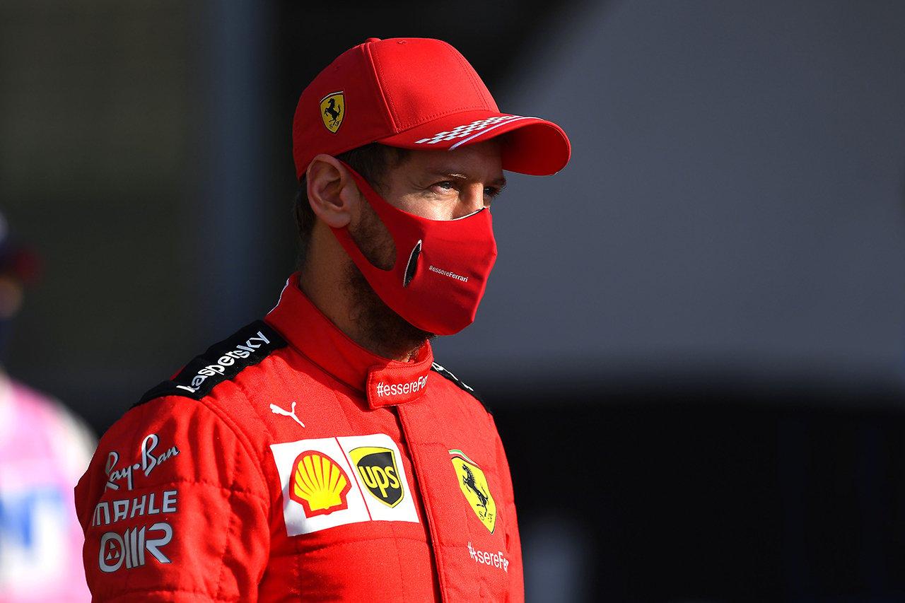 F1:バーニー・エクレストン 「ベッテルは2021年に批判家に答える必要がある」