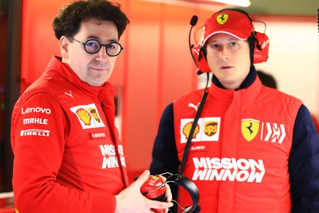 フェラーリのジョン・エルカン会長はF1への熱意が欠如?