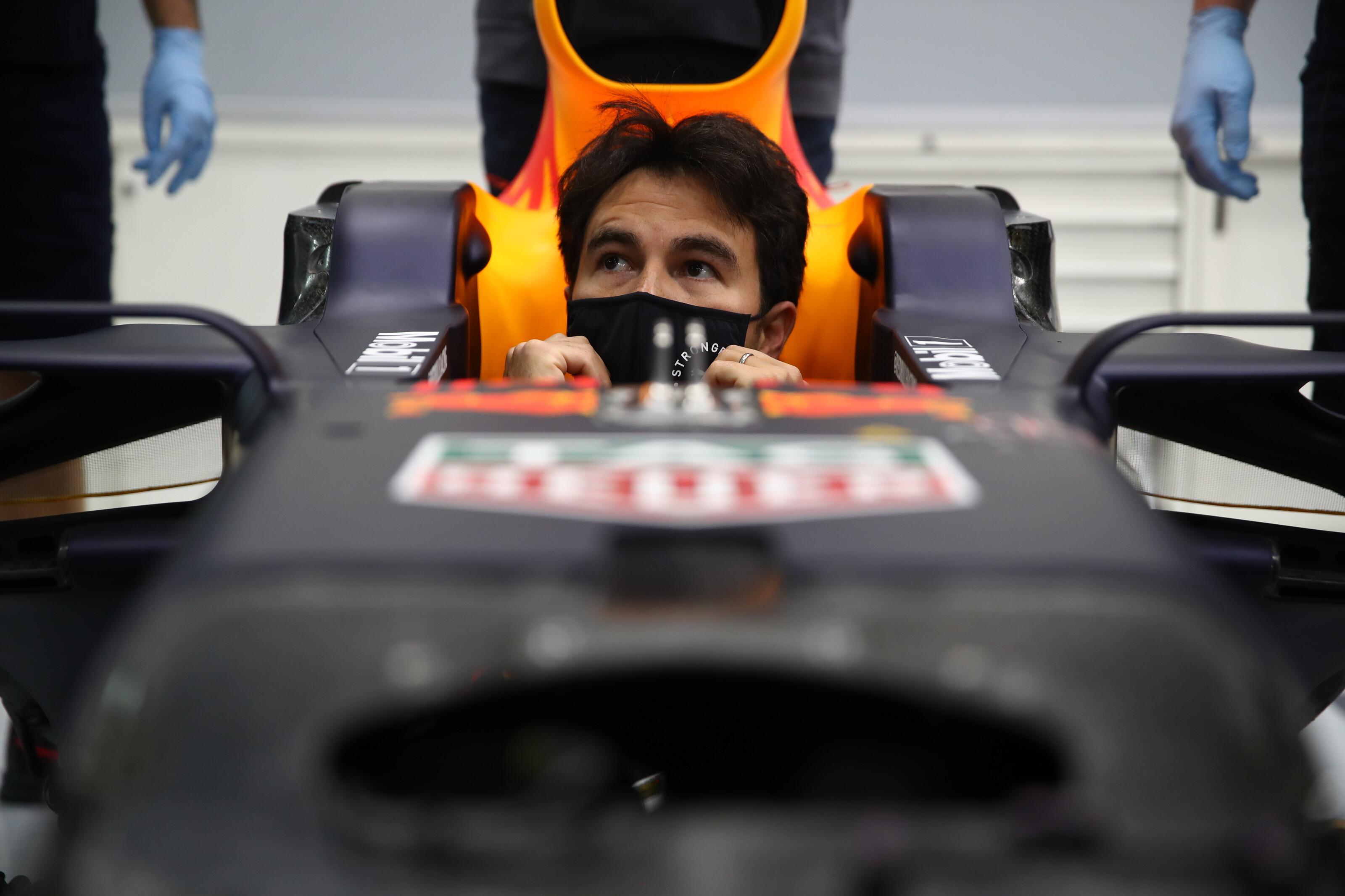 セルジオ・ペレス、レッドブル・ホンダF1のドライバーとして始動④