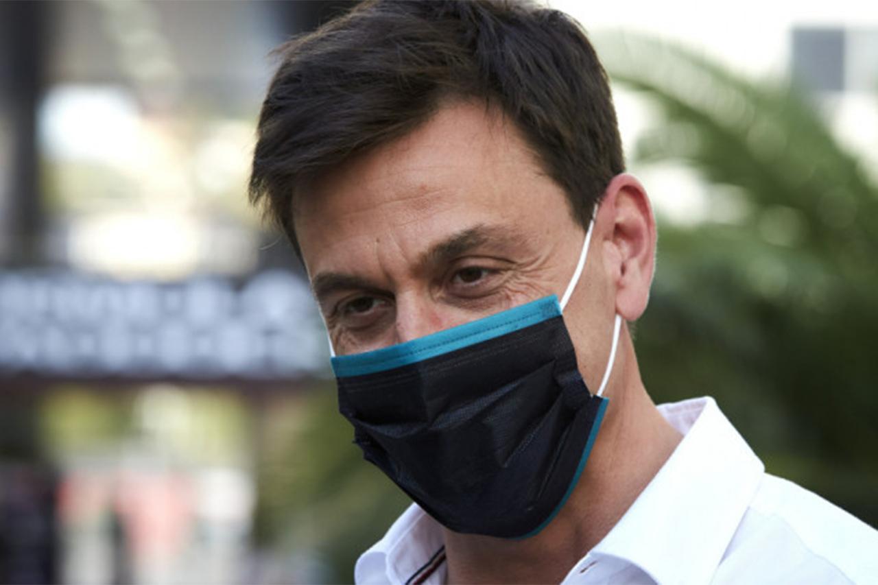 メルセデスF1、チーム代表トト・ヴォルフが新型コロナウイルスに感染