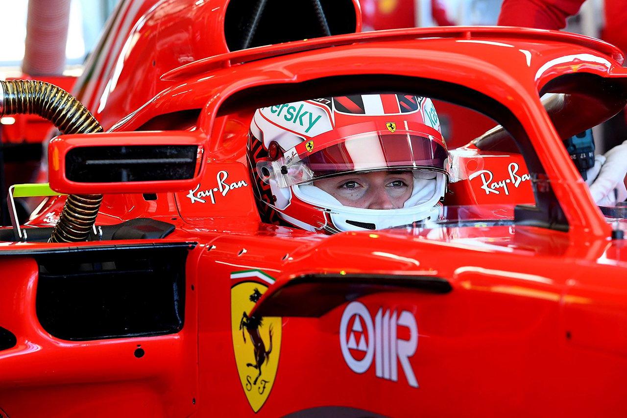 """フェラーリF1代表 「シャルル・ルクレールは""""リーダー""""になる」"""