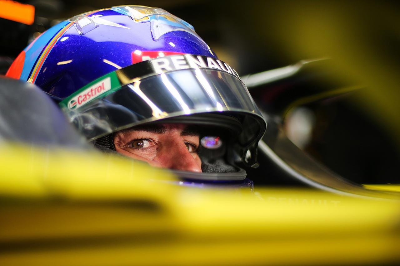 フェルナンド・アロンソ 「2022年の新F1レギュレーションに期待」