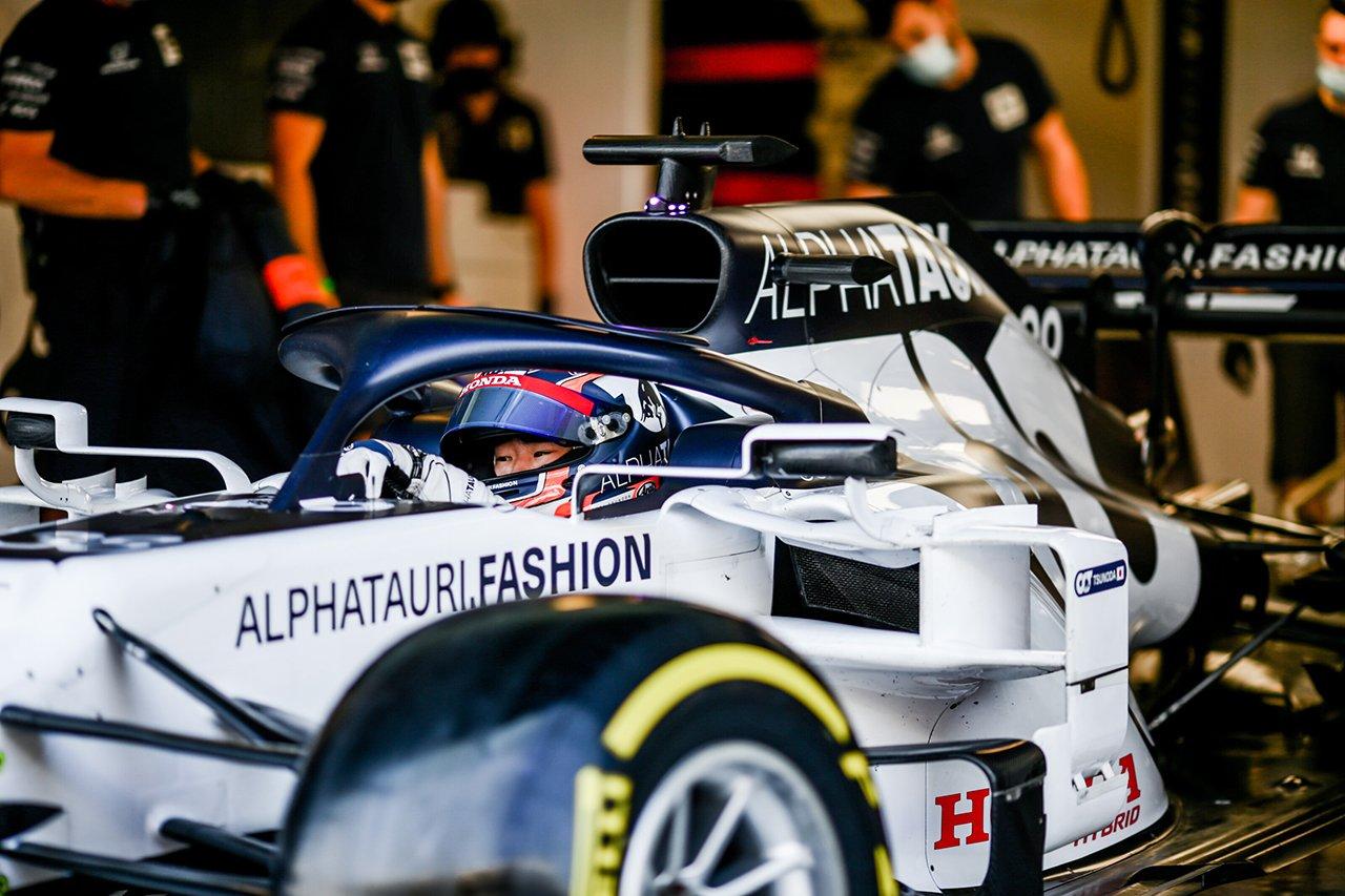 F1動画:角田裕毅、アルファタウリとのF1アブダビテストの舞台裏