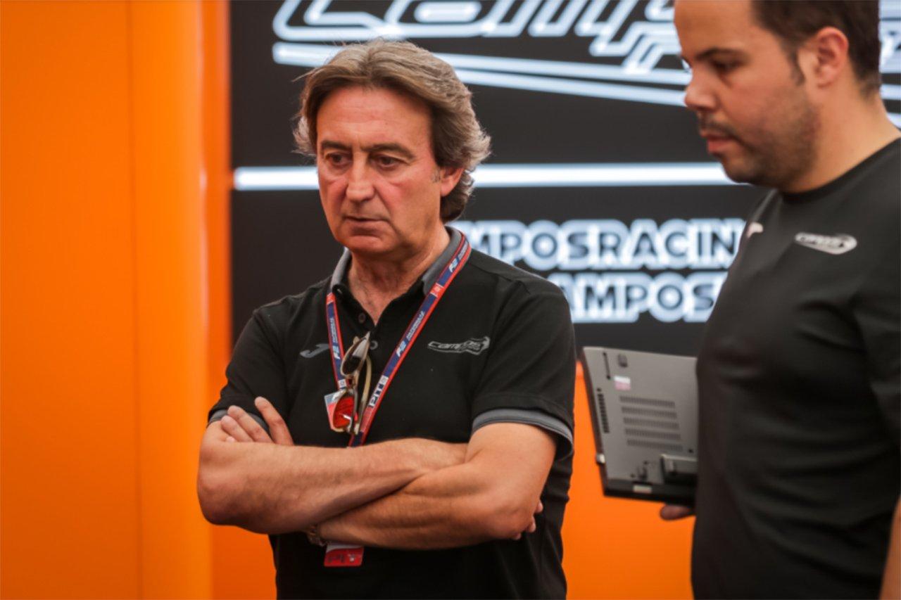 エイドリアン・カンポスが逝去:元F1ドライバーの有名チームオーナー