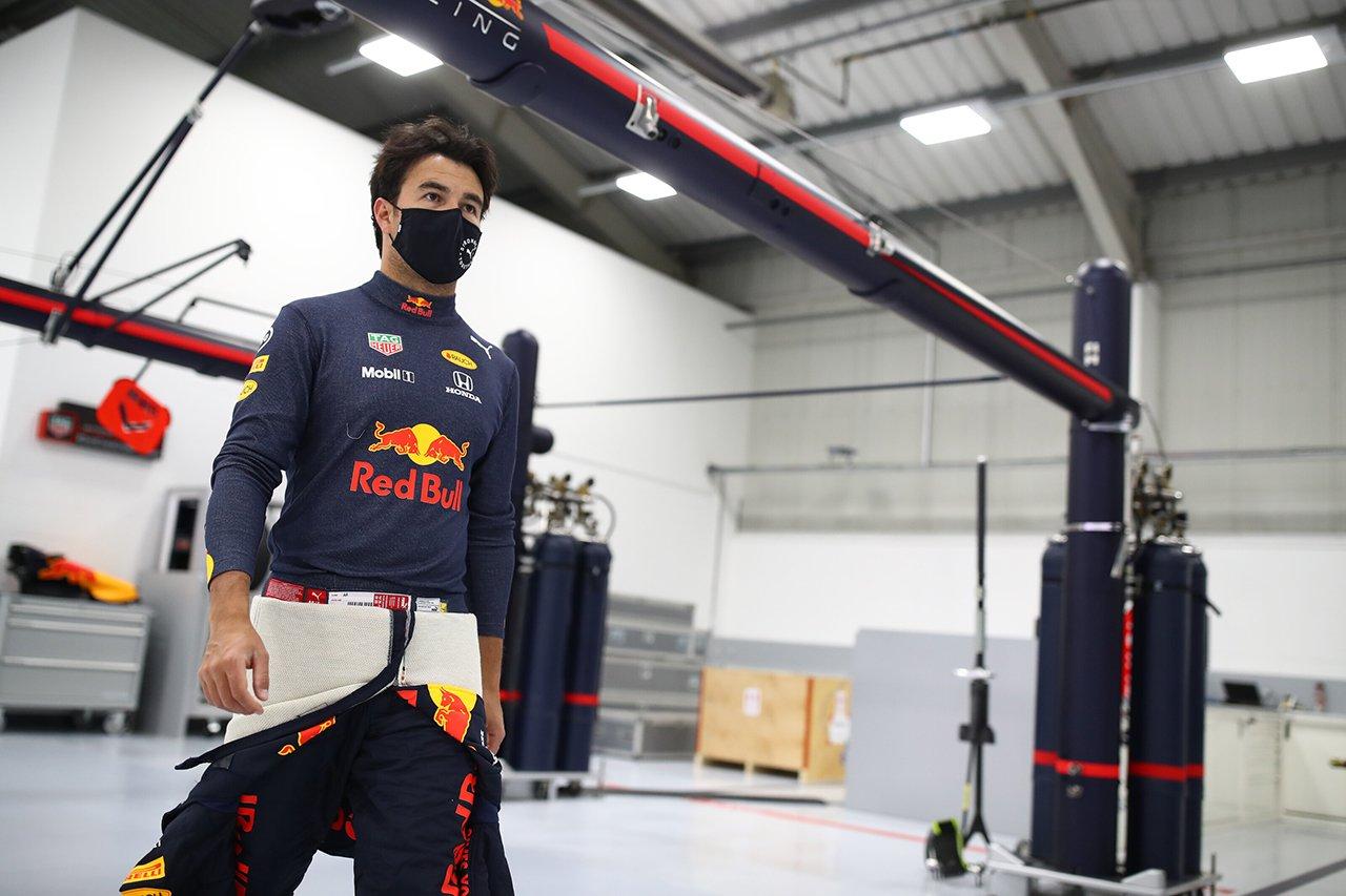 レッドブル・ホンダF1のセルジオ・ペレス 「今回はマクラーレン時代のような失敗はしない」