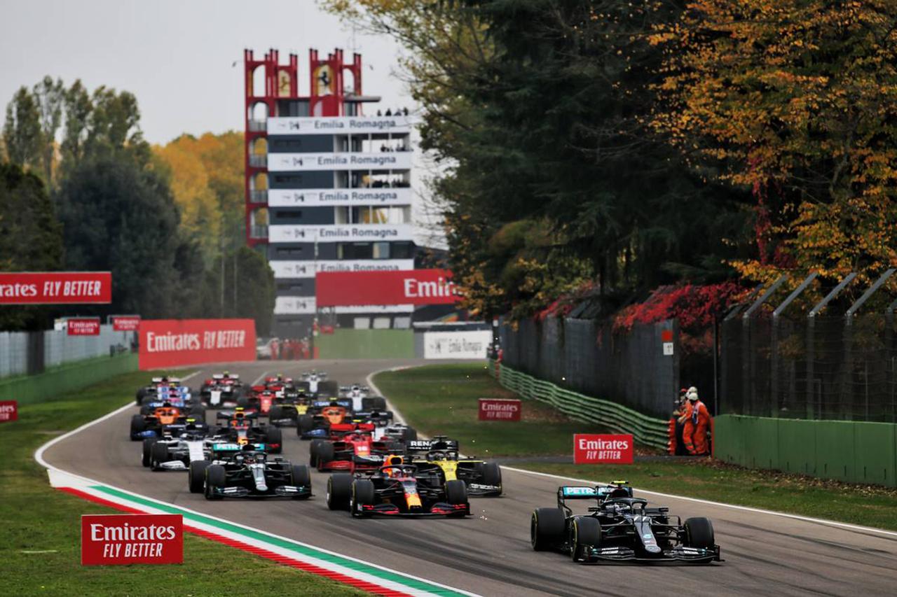 F1:2021年のイモラは「Made in Italy and Emilia-Romagna Grand Prix」